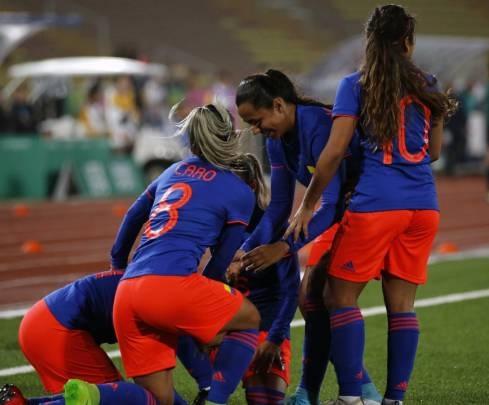 Selección femenina de Colombia campeona panamericana. ¡Súper poderosas!