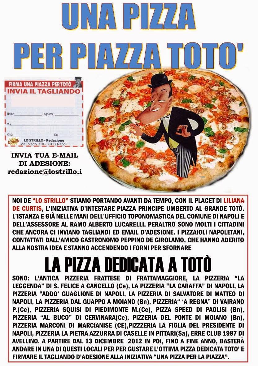 Intesta p.zza Principe Umberto a Totò!