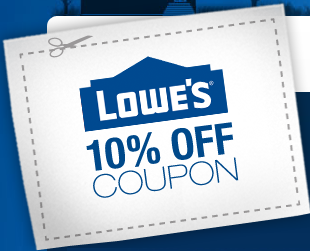 picture about Lowes 10% Printable Coupon identify Designing a Ryan Residence: Avalon: 10% Printable Lowes Coupon