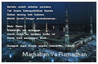 Kata Kata Bijak Ramadhan Puasa 2014