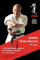 Next Taira sensei seminar