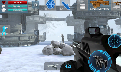 Enemy Strike v1.6.9 Mod Apk-screenshot-2