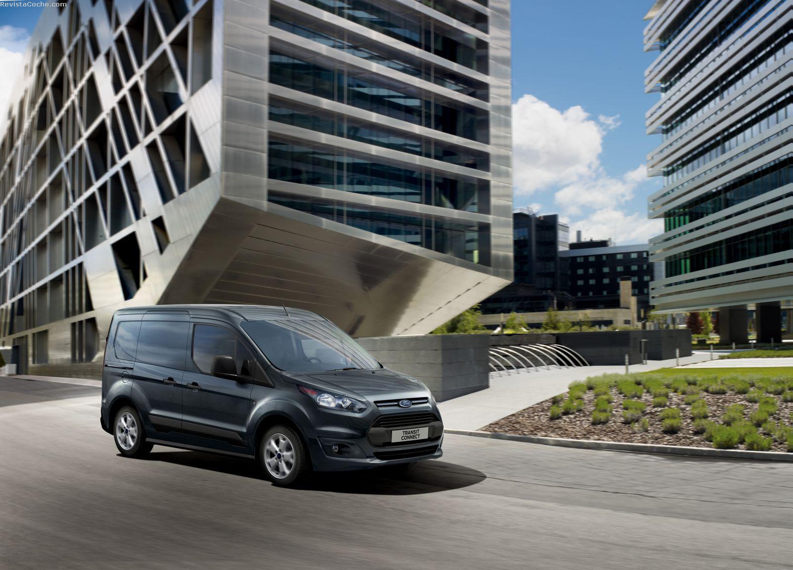 Todos los detalles de la nueva Ford Transit Connect 2013