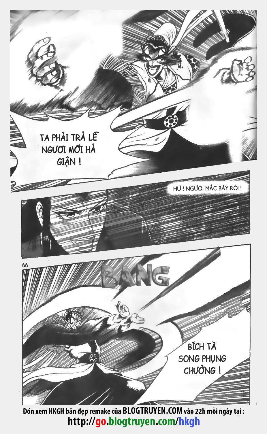 Hiệp Khách Giang Hồ chap 64 page 6 - IZTruyenTranh.com