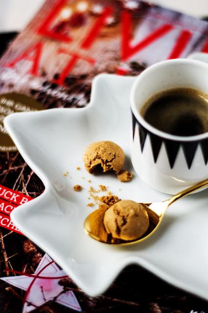 Living at home, Sweet Dreams, Lieblingszeitschrift, Weihnachtsinspiration, Qualitytime, Espresso geniessen