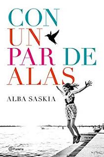 Con un par de alas- Alba Saskia
