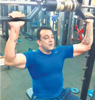 Sanjay Dutt Workout Routine And Diet - Top Ten Indian