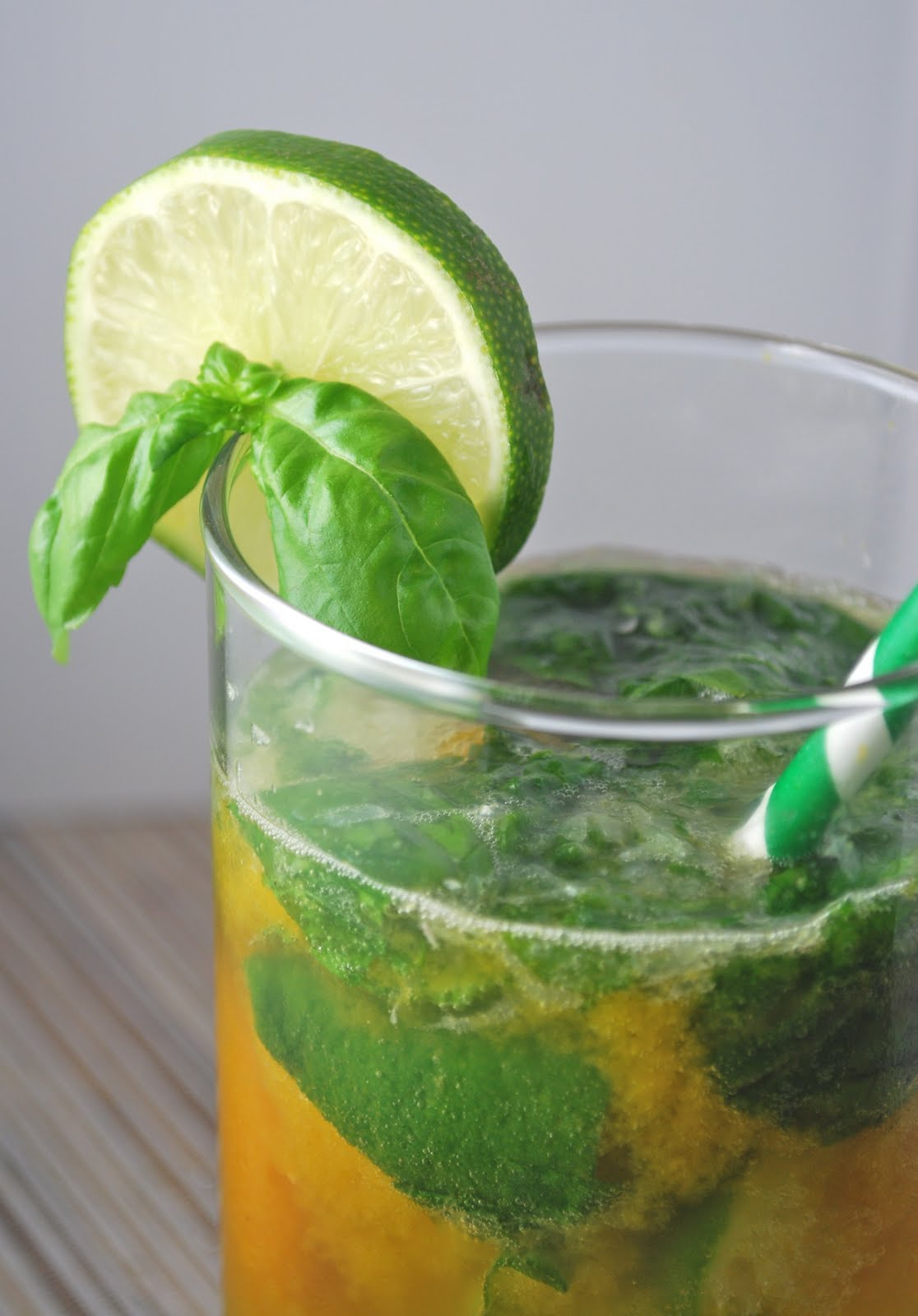 passion fruit mojito