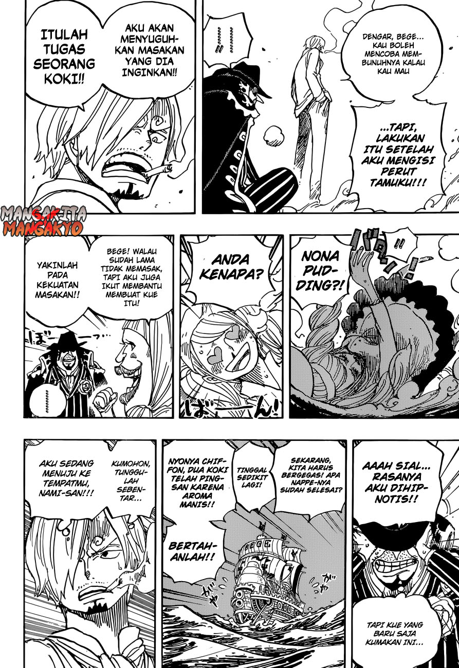 One Piece Chapter 889-10