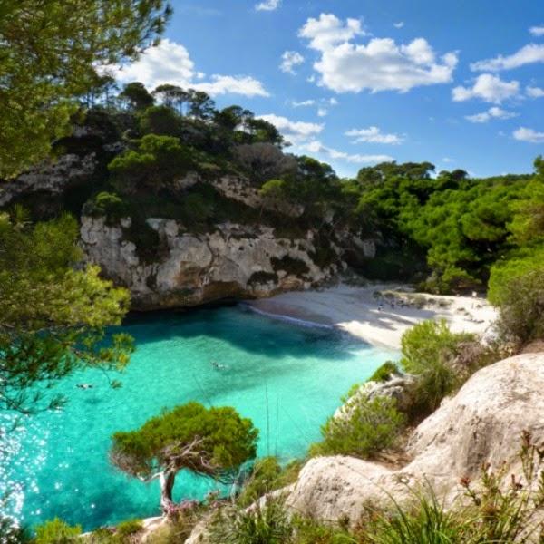 spanish island