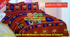 Harga Sprei Bonita Disperse Barcelona Fc-bmp36 Jual