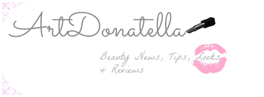 ArtDonatella  Make-Up  Irish Beauty Blog