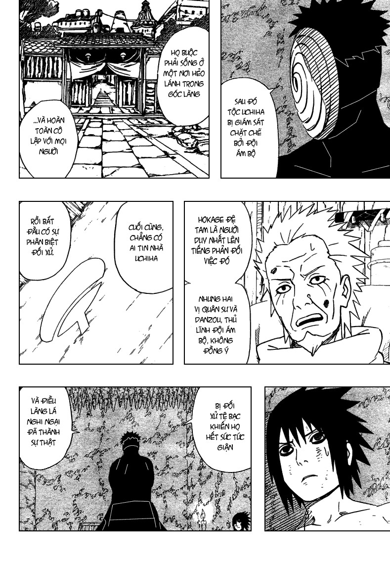 Naruto chap 399 Trang 16 - Mangak.info