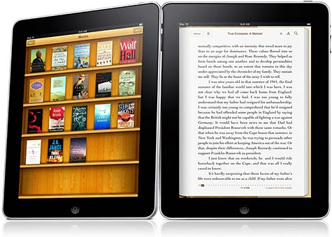 lost paid ipad ebooks