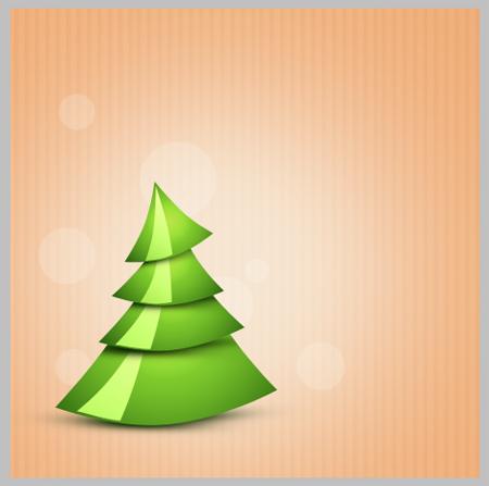 Membuat Desain Wallpaper Tema Natal