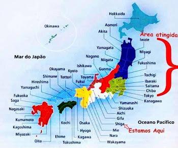 Onde Estamos no Japão