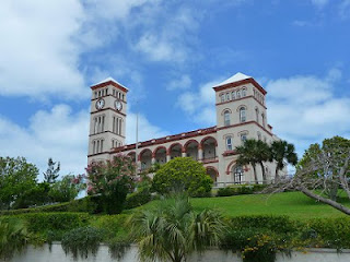 Session House Hamilton Bermuda