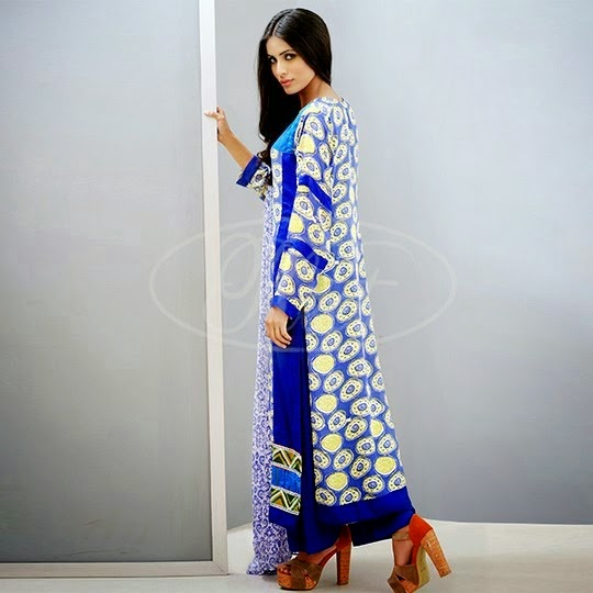 Reet Latest Lawn Dresses for Girls