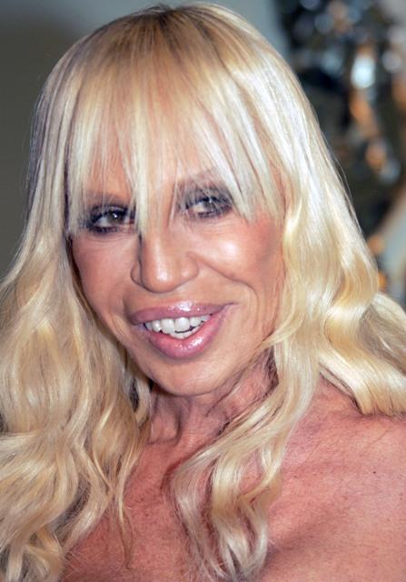 Chatter Busy: Donatella Versace Plastic Surgery