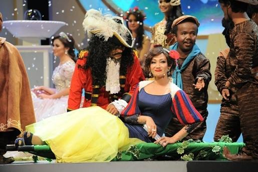 Rosyam Nor Perjelas Isu Di Anugerah Skrin 2012