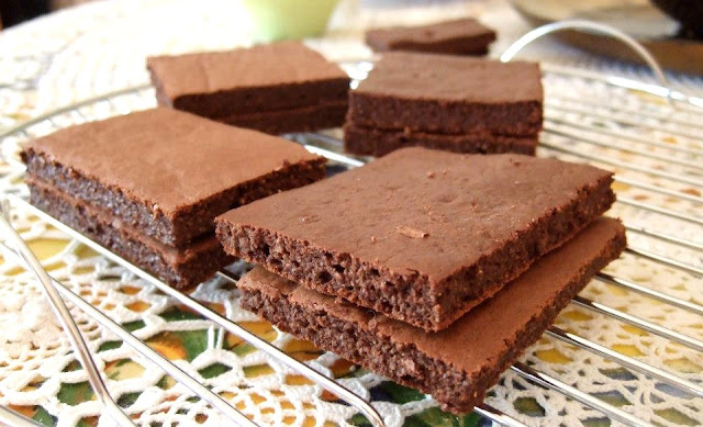 Brownies Dukan al Cioccolato
