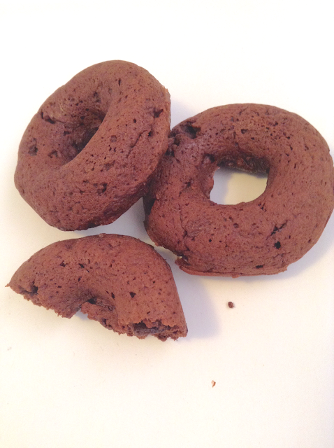 Mint Chocolate Donut Recipe (GF)