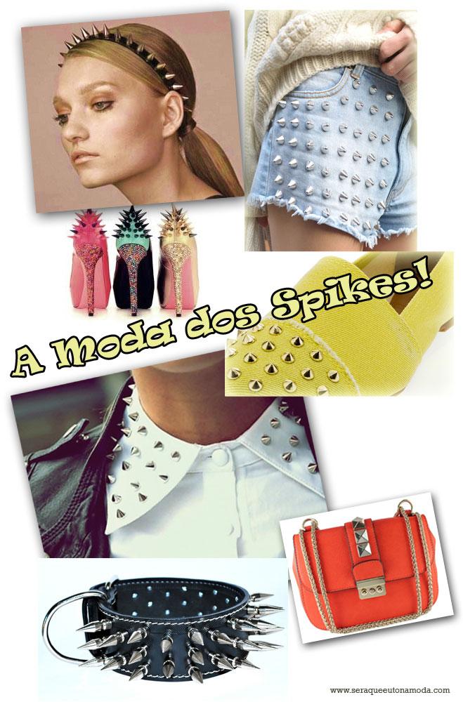 Spikes, Moda, Personalização