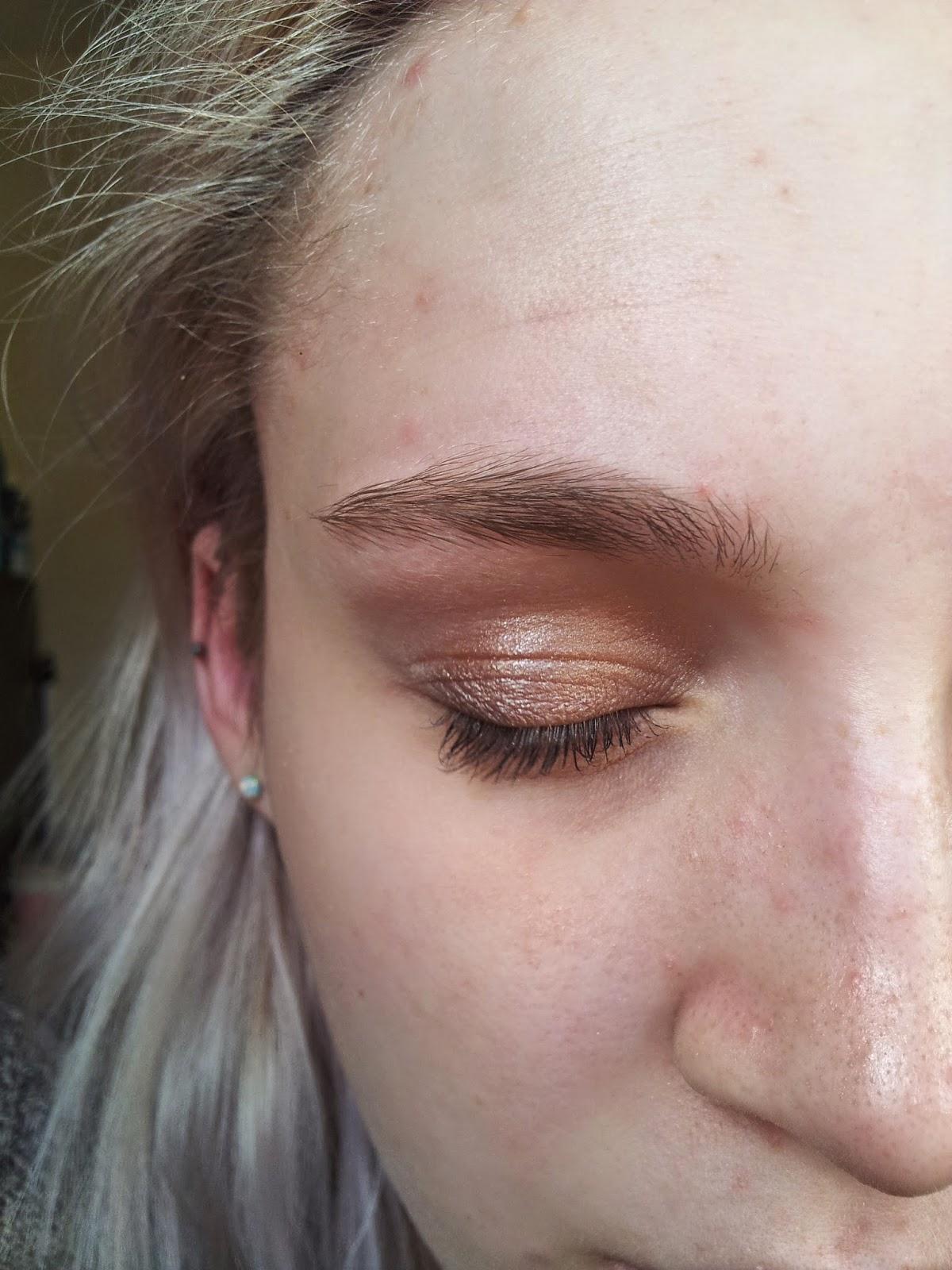 Insanitoria My Eyebrow Routine