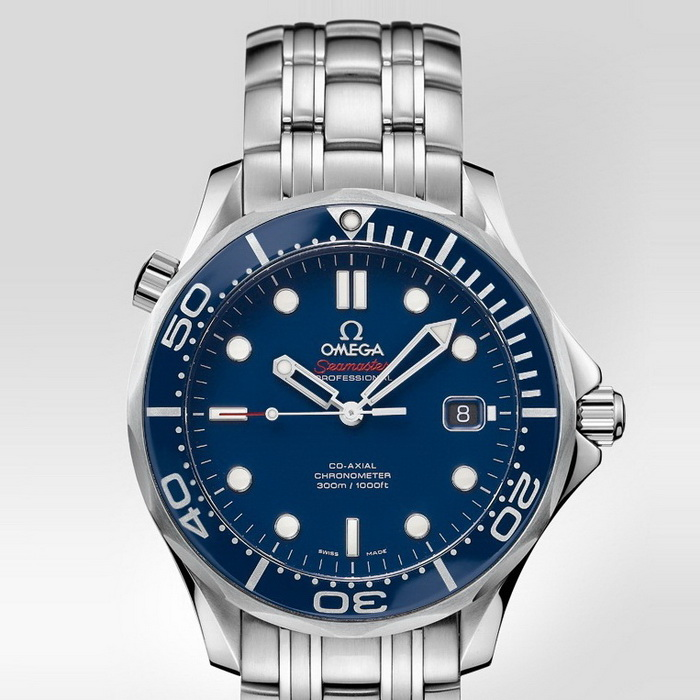 Omega seamaster diver co axial 300m newgenration - Omega dive watch ...
