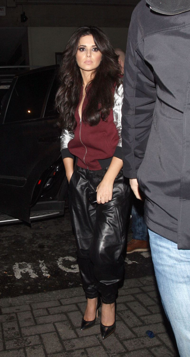 Dear Fashion Diaries: Cheryl Cole street style, Dec 20
