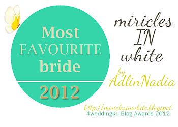 4weddingku Blog Award 2012