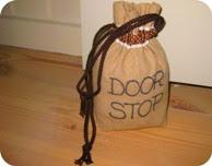 Door Stop DIY