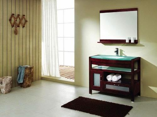 bathroom vanity model