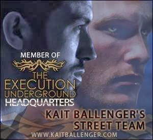 Proud Member of Kait Ballenger's Street Team