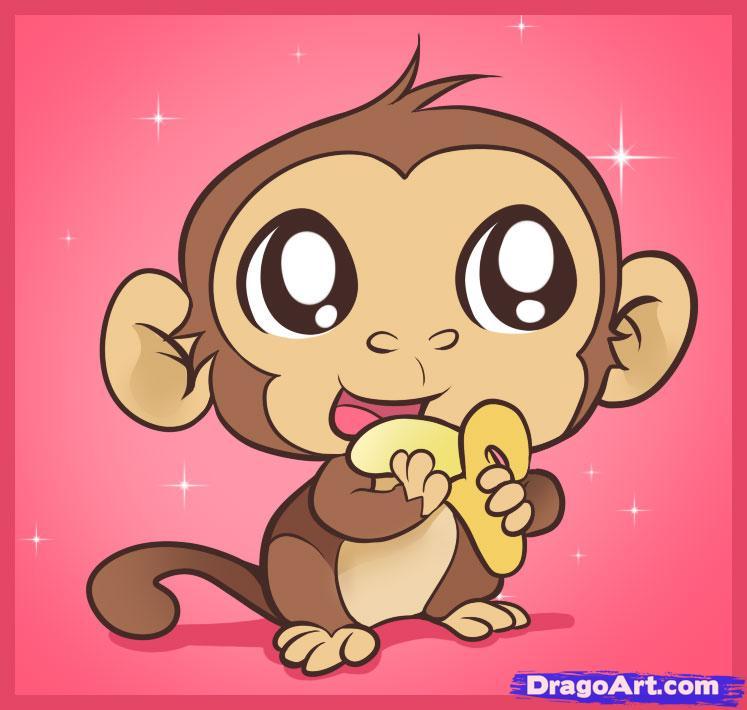 gambar monyet kartun - gambar monyet - gambar monyet kartun