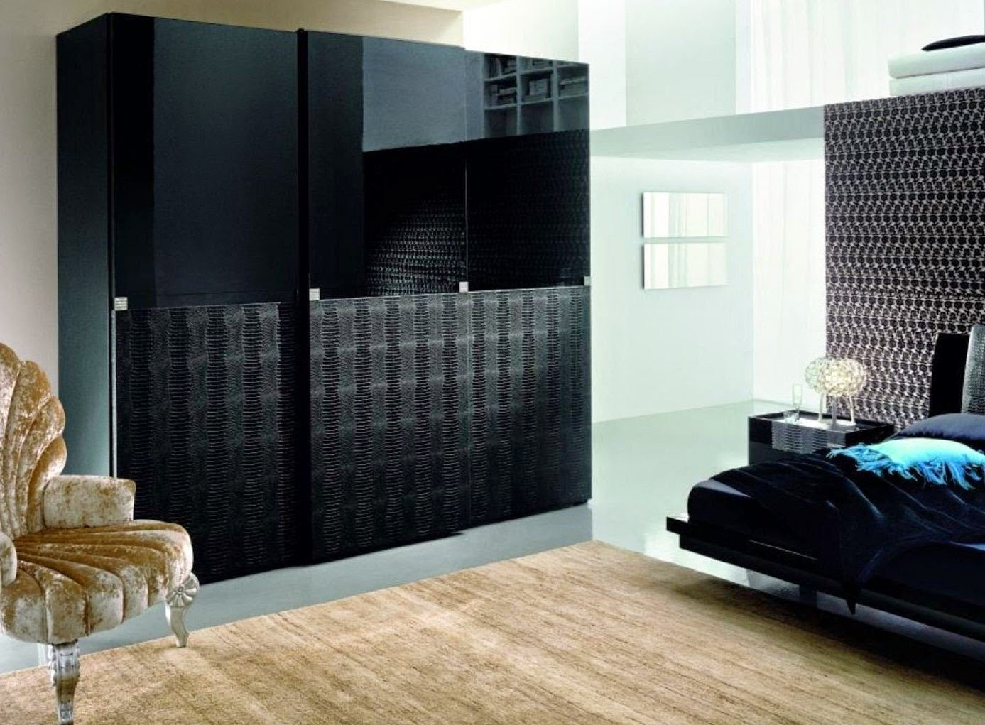 Modern Bedroom Interior Design Ideas #13