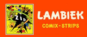 LAMBIEK, Comiclopedia