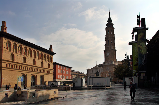 Catedral del Salvador, Zaragoza