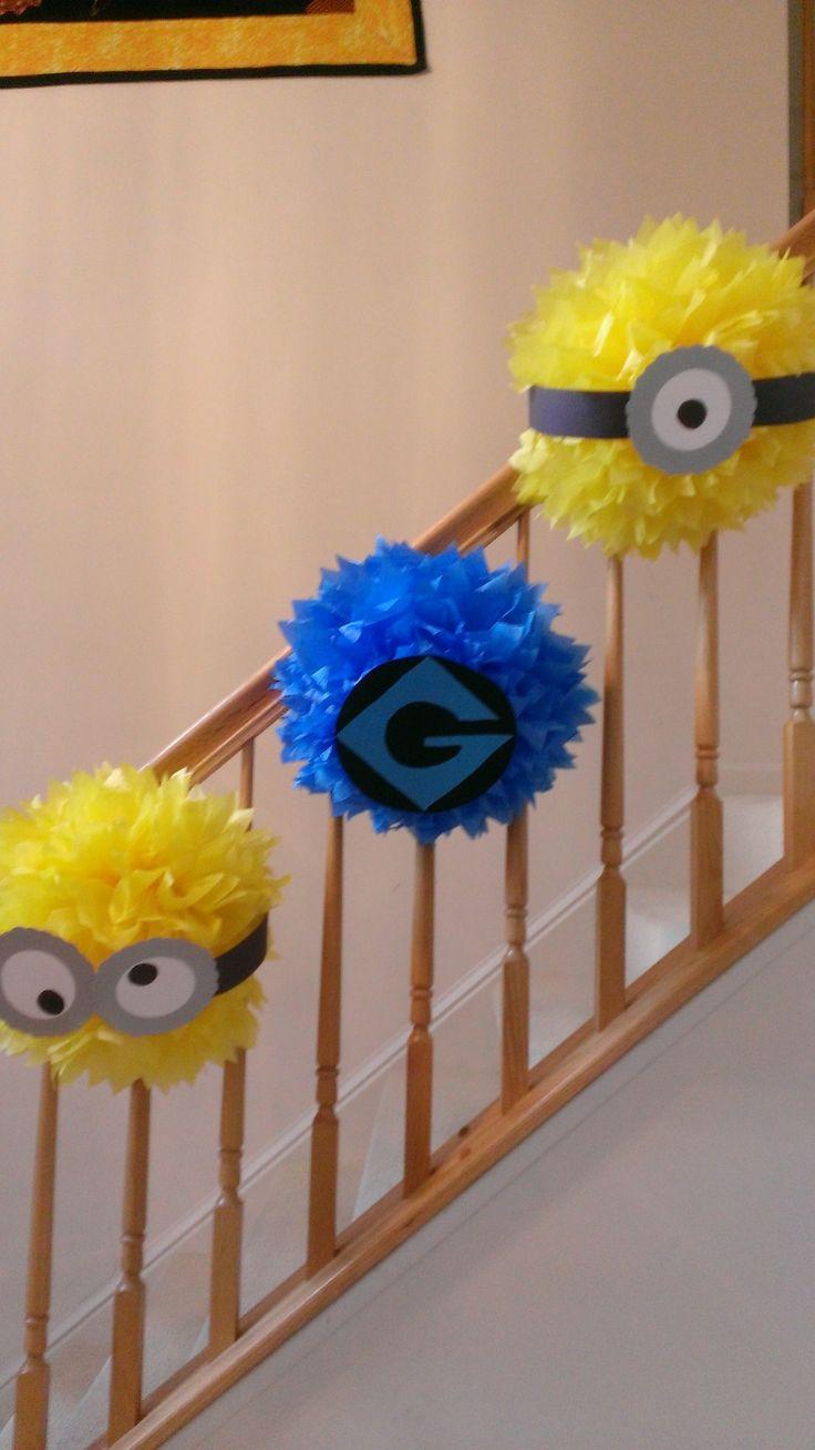 Minions Decoracion Para Fiestas ~ Decoraci?n y ideas para una fiesta de Minions ~ cositasconmesh