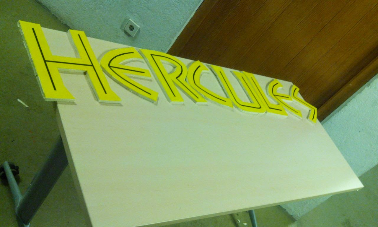 Letras de Hércules