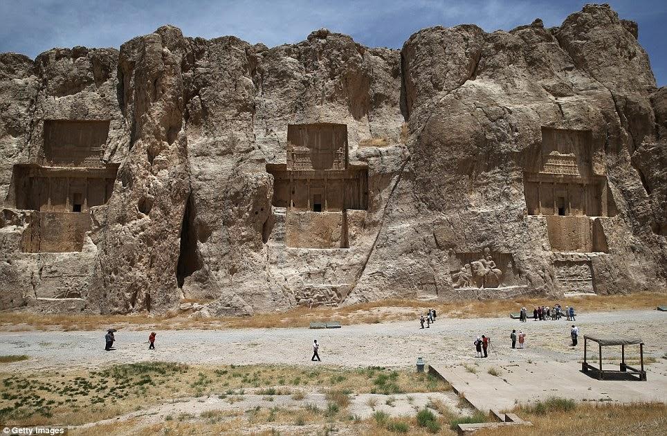 Foto-foto sekilas tentang kehidupan di Iran