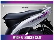 Motor Matic Injeksi Irit Harga Murah - Yamaha Mio J