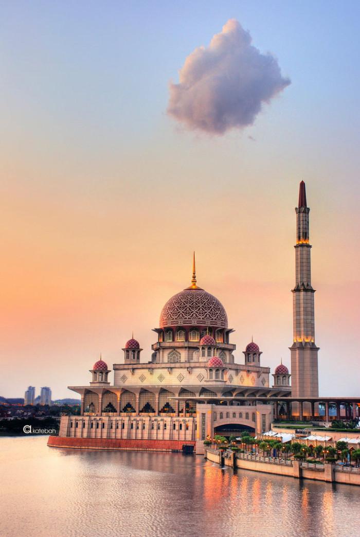 Putra Mosque, Malaysia:
