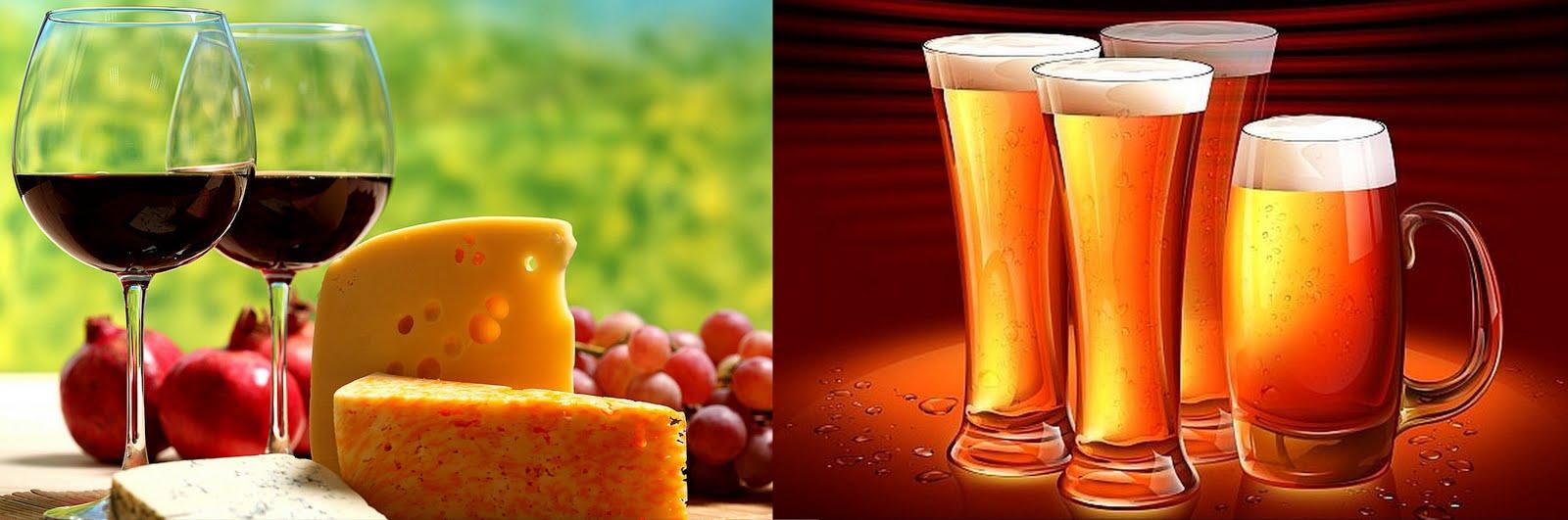 Vinos y cervezas