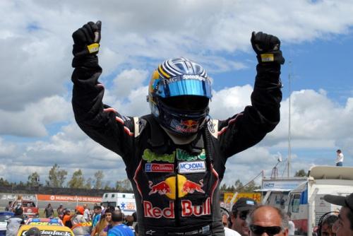 Fontana ganó una vibrante carrera e Rosario