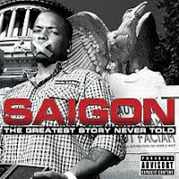 Saigon, The Greatest Story Never Told, tracklist, new, album, cover