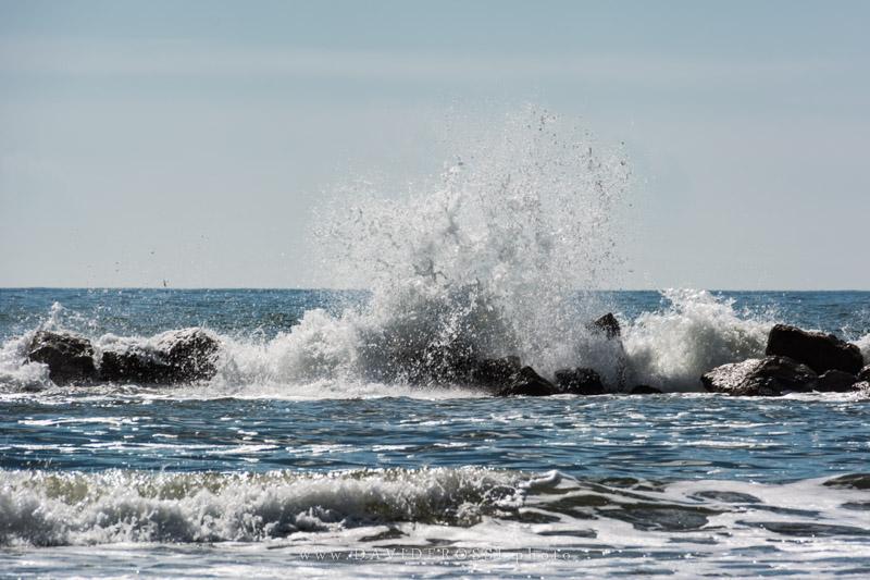 Nikon D5100 - la forza del mare