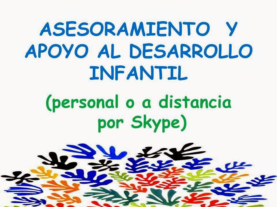 ASESORAMIENT0  Y APOYO AL DESARROLLO INFANTIL