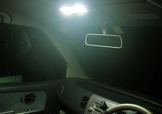 LED ルームランプ02