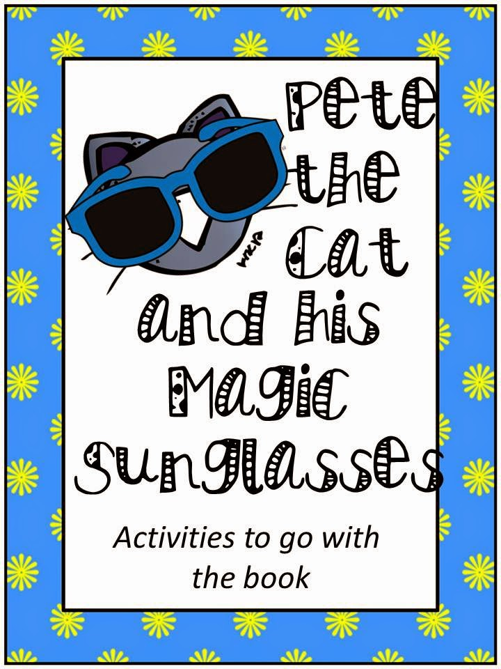 http://www.teacherspayteachers.com/Product/Pete-the-Cat-and-His-Magic-Sunglasses-1494064